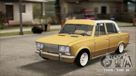 VAZ 2106 Summer para GTA San Andreas