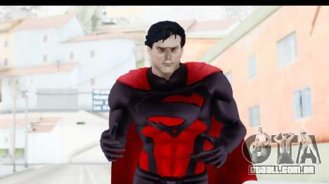 Injustice Gods Among - Superman Earth 2 para GTA San Andreas