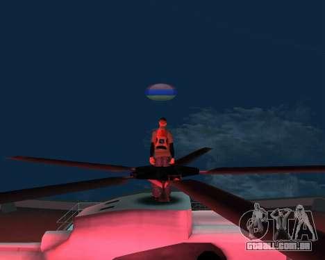 Lua nova arménio para GTA San Andreas segunda tela