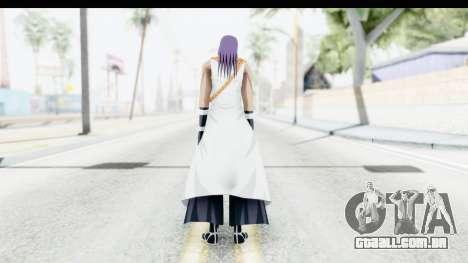 Bleach - Tosen para GTA San Andreas terceira tela