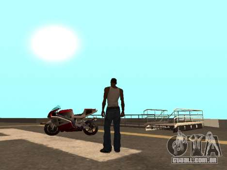Cars spawn para GTA San Andreas segunda tela