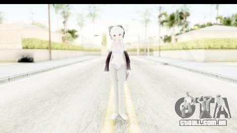 Yowane Haku para GTA San Andreas segunda tela