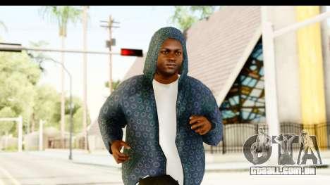 GTA 5 Car Thief para GTA San Andreas