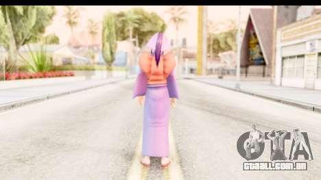 Kamiya v2 para GTA San Andreas terceira tela
