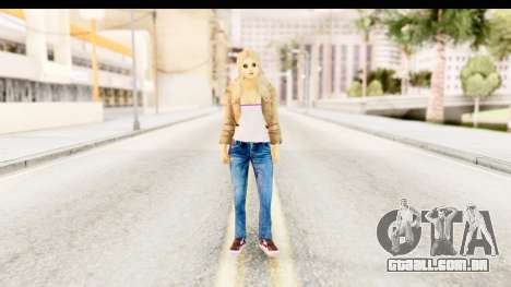 Girl from 90s para GTA San Andreas segunda tela