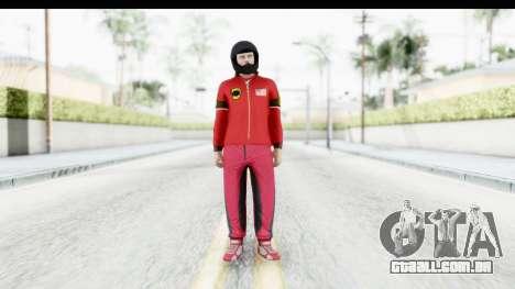 GTA 5 Online Cunning Stunts Skin 5 para GTA San Andreas segunda tela