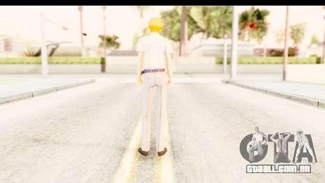 Bleach - Ichigo U para GTA San Andreas terceira tela