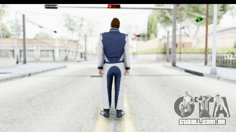 GTA 5 Online Cunning Stunts Skin 4 para GTA San Andreas terceira tela