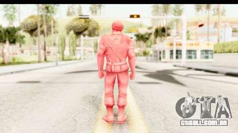 ArmyMen: Serge Heroes 2 - Man v3 para GTA San Andreas terceira tela