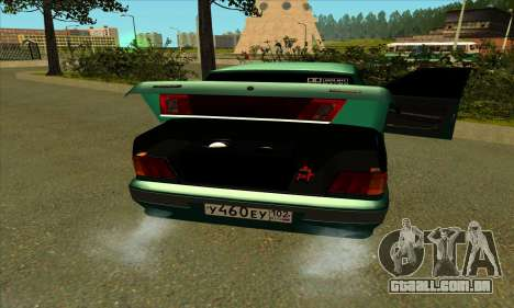 2115 para vista lateral GTA San Andreas