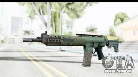 AK5C para GTA San Andreas