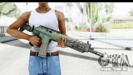 AK5C para GTA San Andreas terceira tela