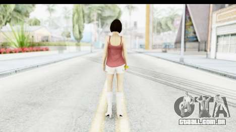Sandra SD para GTA San Andreas terceira tela