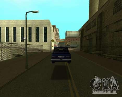 VAZ 2101 Arménia para GTA San Andreas