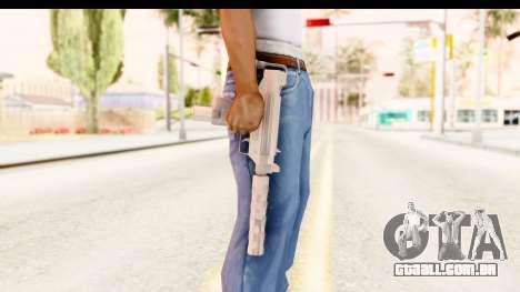 RE2 - Machine Gun para GTA San Andreas