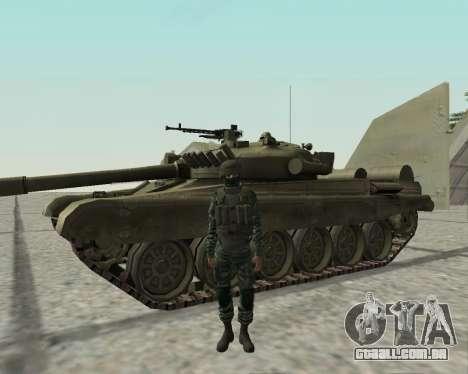 Pak combatentes aéreos para GTA San Andreas décima primeira imagem de tela