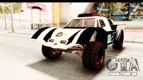 GTA 5 Desert Raid SA Lights PJ para vista lateral GTA San Andreas