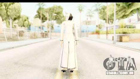 Bleach - Ulquiorra para GTA San Andreas terceira tela