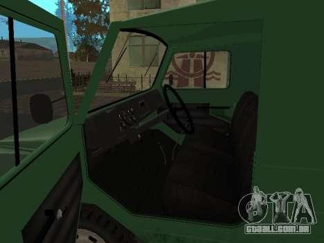 LuAZ 969М v2 para GTA San Andreas vista direita