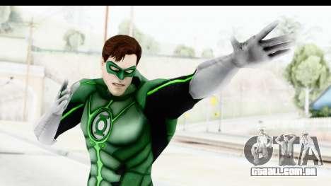 Injustice God Among Us - Green Lantern para GTA San Andreas