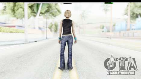 Silent Hill 3 - Heather Sporty The Darth Father para GTA San Andreas terceira tela