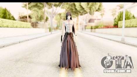 Bleach - Ichigo MF para GTA San Andreas segunda tela