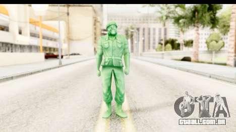 ArmyMen: Serge Heroes 2 - Man v2 para GTA San Andreas segunda tela