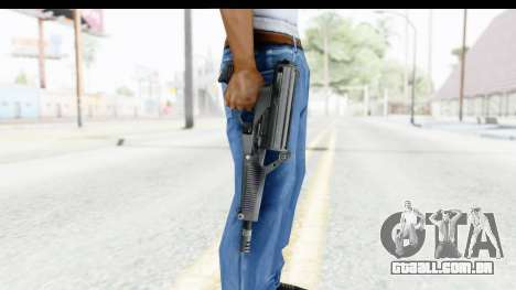 Calico M950 para GTA San Andreas terceira tela