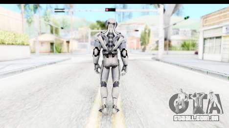 Marvel Heroes - Ultron Uncanny Avengers para GTA San Andreas terceira tela