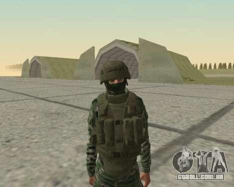 Pak combatentes aéreos para GTA San Andreas oitavo tela