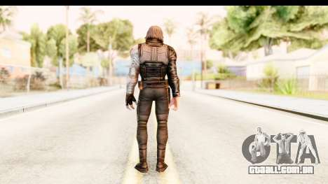Marvel Future Fight - Winter Soldier para GTA San Andreas terceira tela