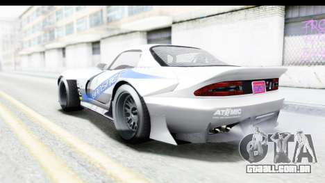 GTA 5 Bravado Banshee 900R Carbon Mip Map para o motor de GTA San Andreas