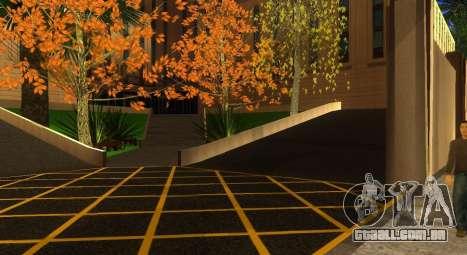 Novas texturas de um skate Park e hospital para GTA San Andreas oitavo tela