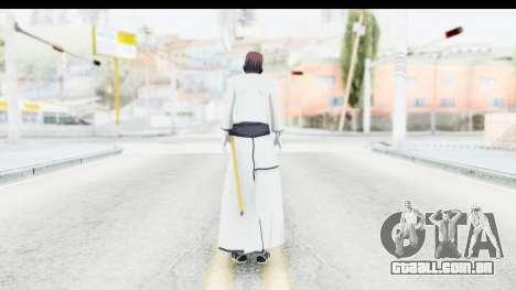 Bleach - Stark para GTA San Andreas terceira tela
