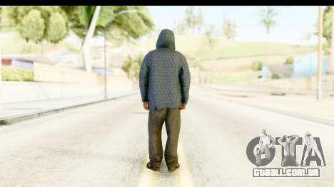 GTA 5 Car Thief para GTA San Andreas terceira tela