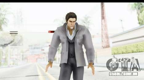 Yakuza 5 Kazuma Kiryu Fukuoka para GTA San Andreas