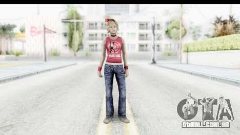 Silent Hill 3 - Heather Sporty Red Silent Hill para GTA San Andreas segunda tela