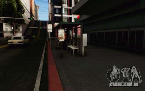 More Details In Map Of San Fierro v0.1 para GTA San Andreas segunda tela