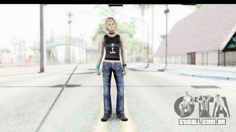 Silent Hill 3 - Heather Sporty The Darth Father para GTA San Andreas segunda tela