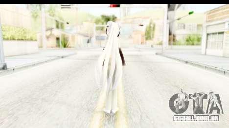 Yowane Haku para GTA San Andreas terceira tela
