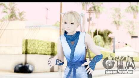 DoA 5: LR - Marie Rose Ninja para GTA San Andreas