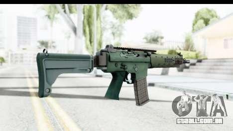 AK5C para GTA San Andreas segunda tela