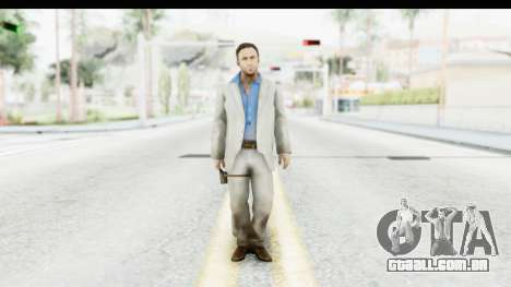 Left 4 Dead 2 - Nick para GTA San Andreas segunda tela