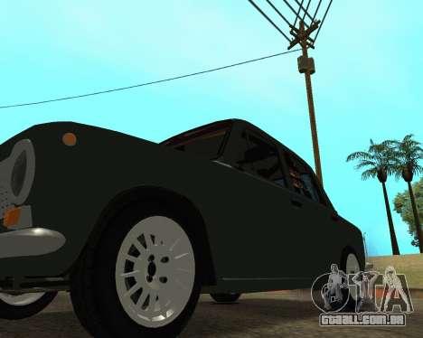 VAZ 2101 Arménia para GTA San Andreas interior