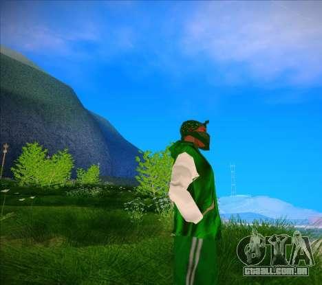 A Jaqueta Lunsdale para GTA San Andreas segunda tela