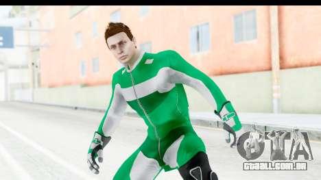 GTA 5 DLC Cunning Stunts Skin para GTA San Andreas