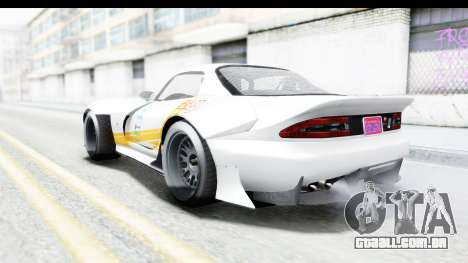 GTA 5 Bravado Banshee 900R Carbon Mip Map para vista lateral GTA San Andreas