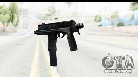 Brügger & Thomet MP9 para GTA San Andreas