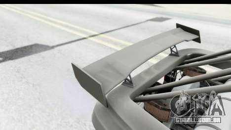 GTA 5 BF Bifta v2 IVF para GTA San Andreas vista interior