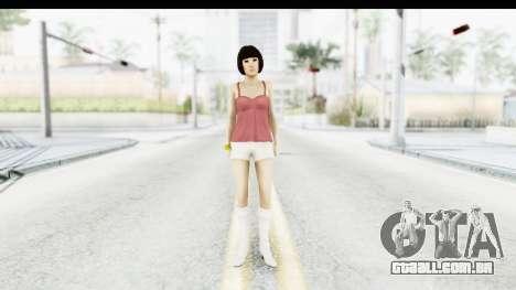 Sandra SD para GTA San Andreas segunda tela